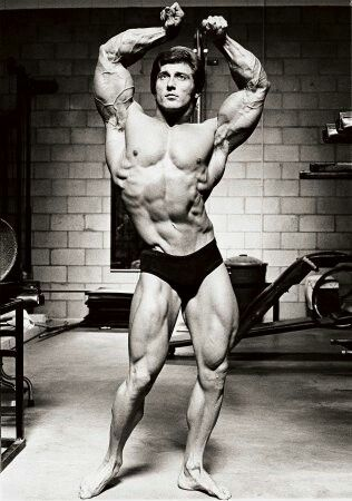 Image result for frank zane pose