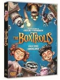 The boxtrolls, [Videoupptagning] /, directed by Graham Annable ... #film #dvdfilm #barnfilm