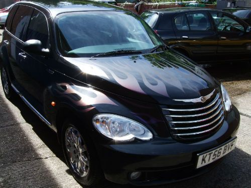 2007 56 Chrysler PT Cruiser 2.4 Limited Edition 25 k warranted  Someone buy it for me???