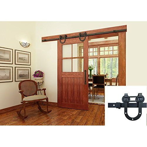 John Sterling Corporation Bypass Sliding Door 60 Inch Hardware Kit 0206 V59 Barn Door Doors Interior Interior Barn Doors