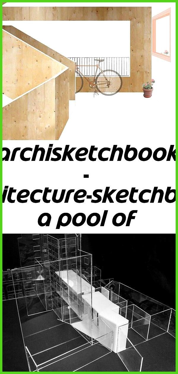 Archisketchbook  architecture-sketchbook a pool of architecture drawings models and ideas archisket