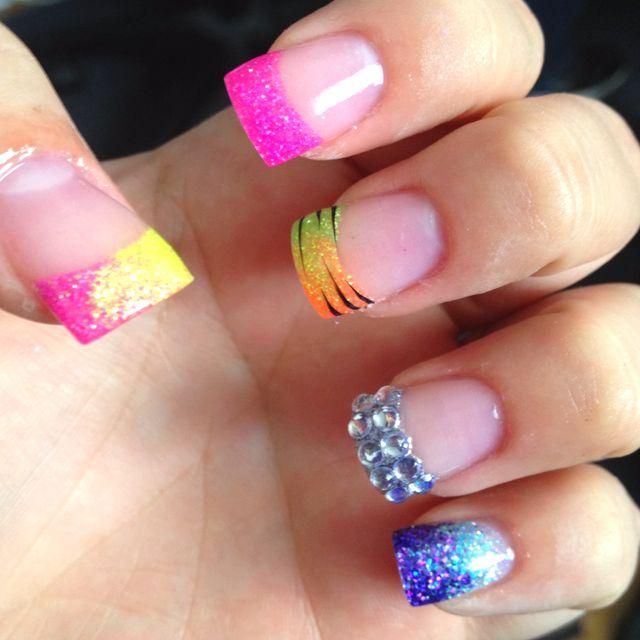 My Amazing nails by Kerrie Stumbo Rivera
