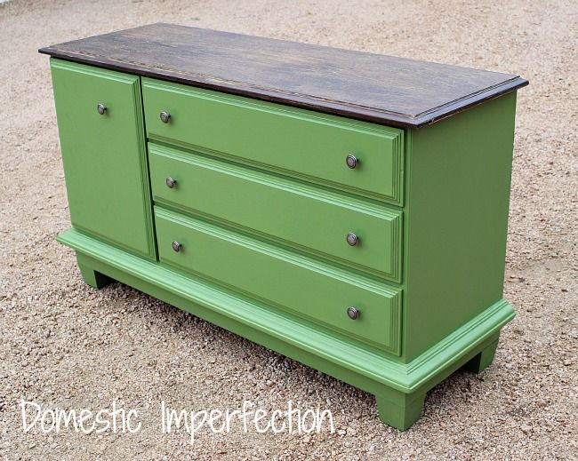painted green furniture. Furniture Ideas · Painted Green T