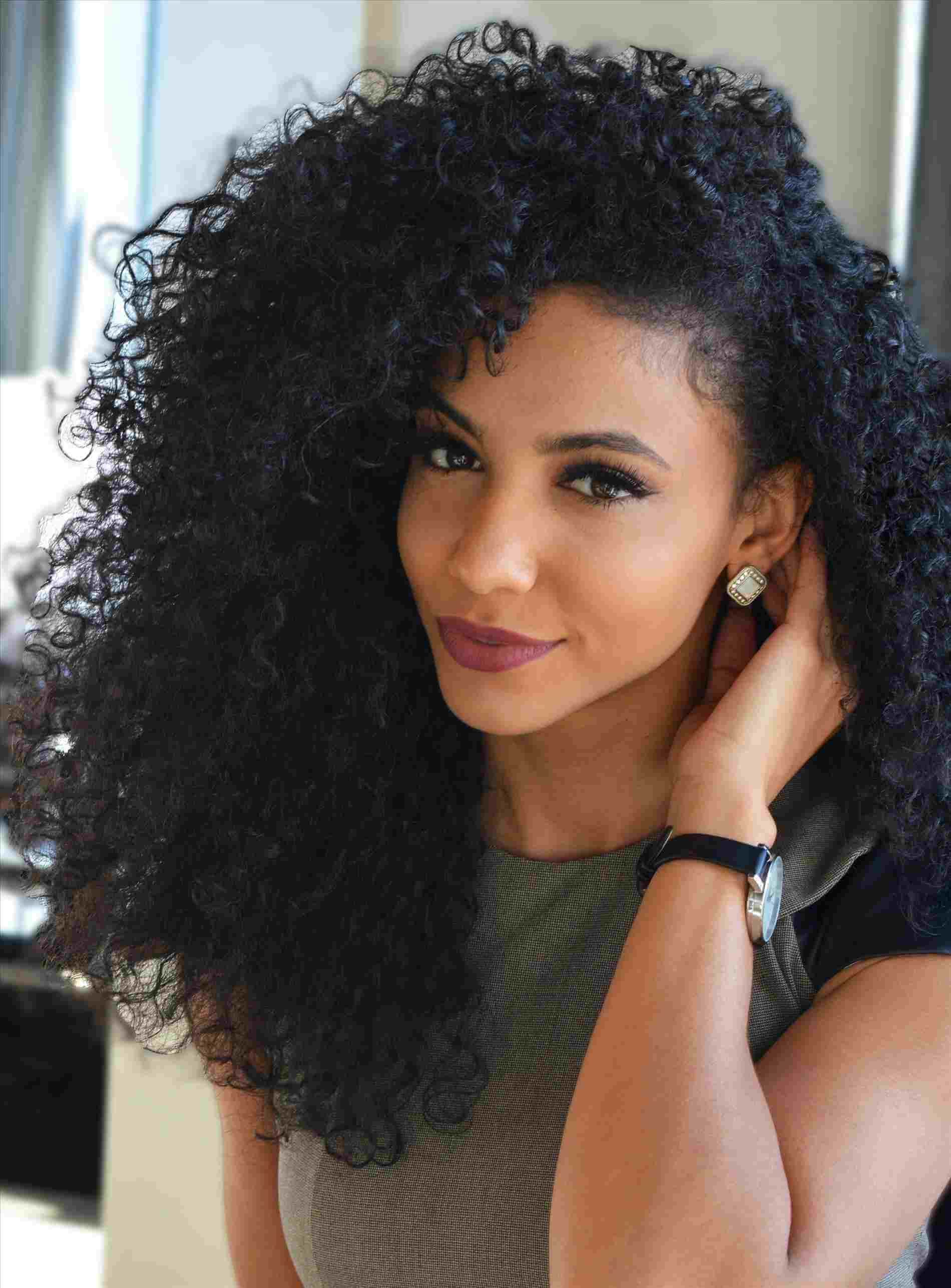 20 Extraordinary African American Curly Hairstyles Curly