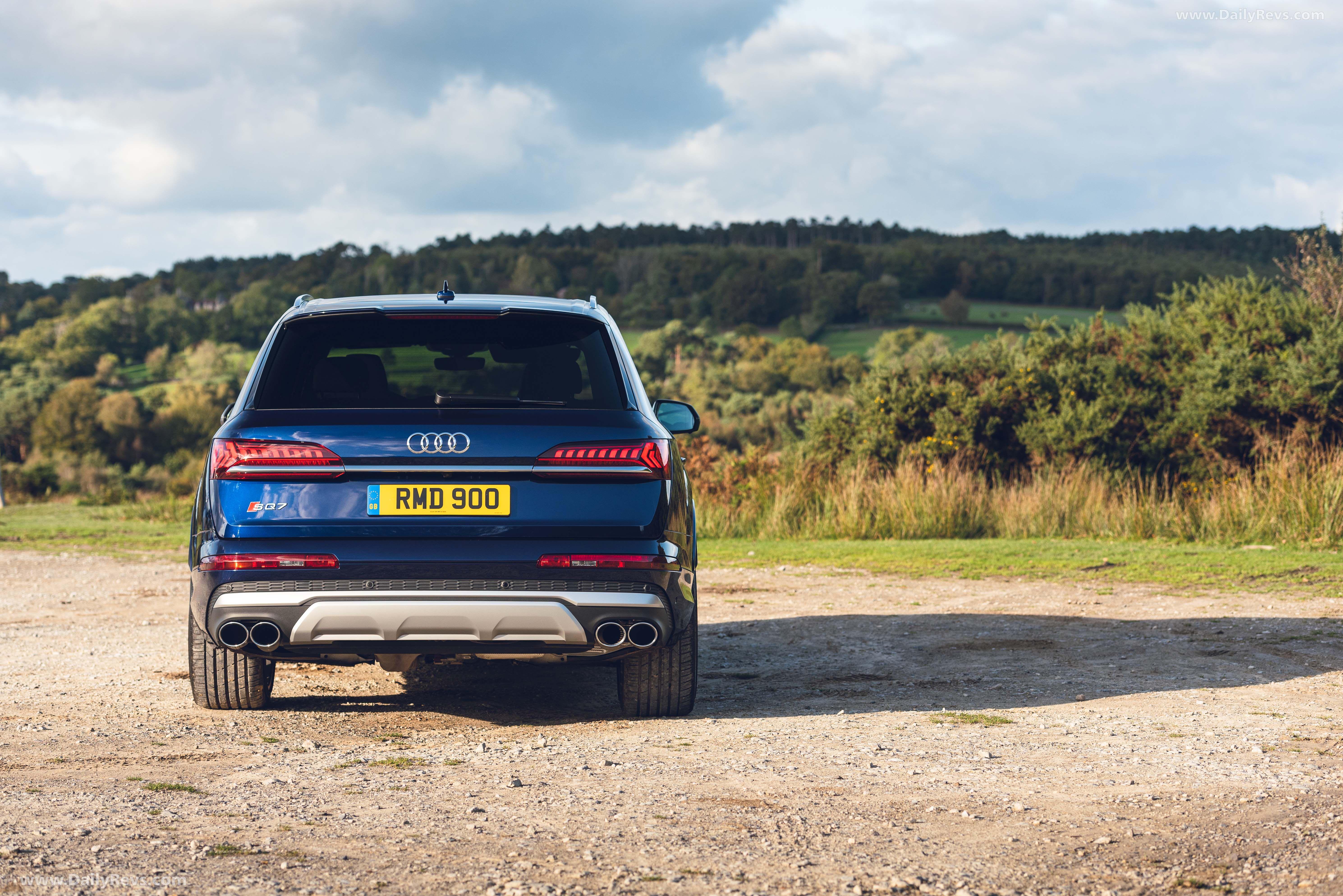 2020 Audi Sq7 Tdi Uk Dailyrevs Com Audi Tdi Diesel Engine