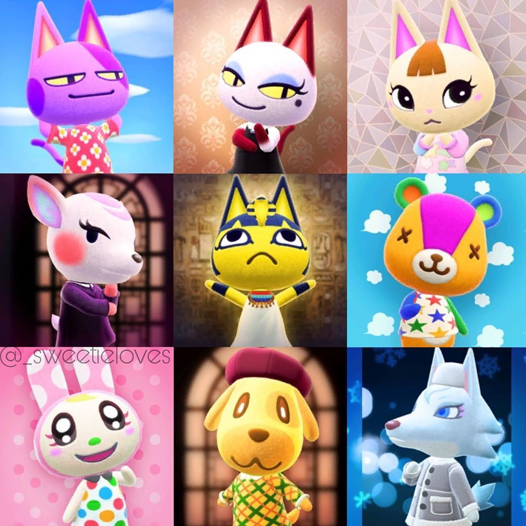7,025 Likes, 136 Comments ♡Animal Crossing New Horizons
