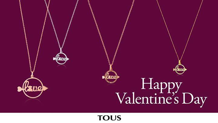 Descubre en tous.com la nueva colección para San Valentín ¡Directa al corazón! #fashion #Jewelry #style #earrings #bracelets #fashion_jewelry