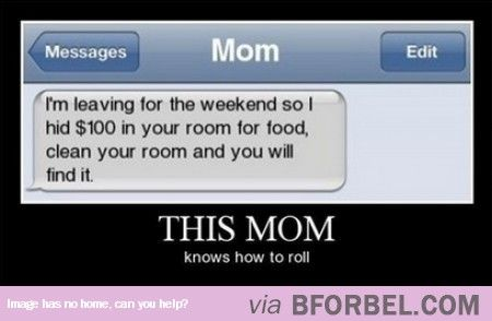 Well Played Mom, Well Played…