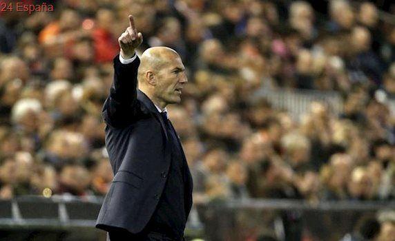 """La tristeza de Messi, peor que la """"mierda"""" de Zidane"""