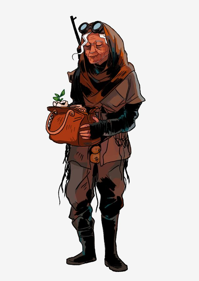 Keeper of the seeds ~ mad max art   Tumblr