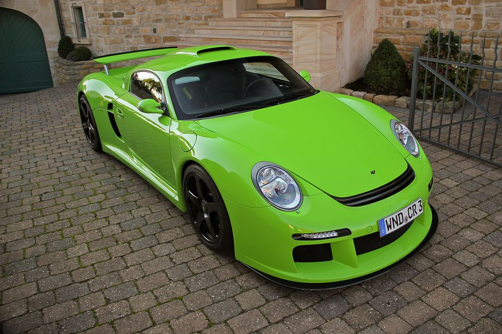 Ruf Ctr 3 Best Luxury Sports Car Car Lamborghini