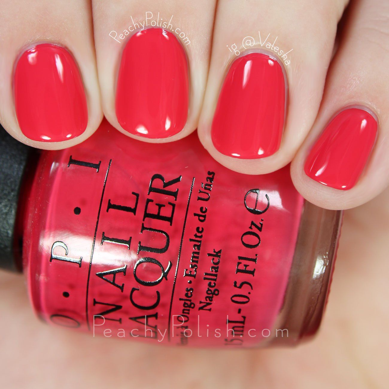 OPI She\'s A Bad Muffuletta! | Spring 2016 New Orleans Collection ...