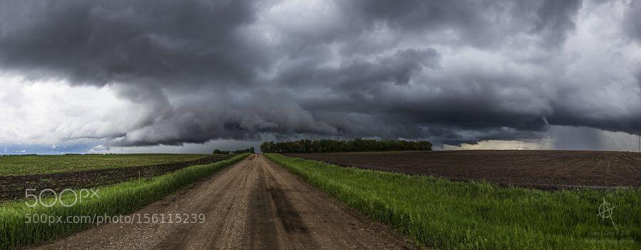 Road To Nowhere - Tornado by AaronGroen
