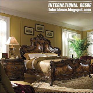 Turkish bed designs for classic bedrooms furniture & Turkish bed designs for classic bedrooms furniture | Bedrooms ...