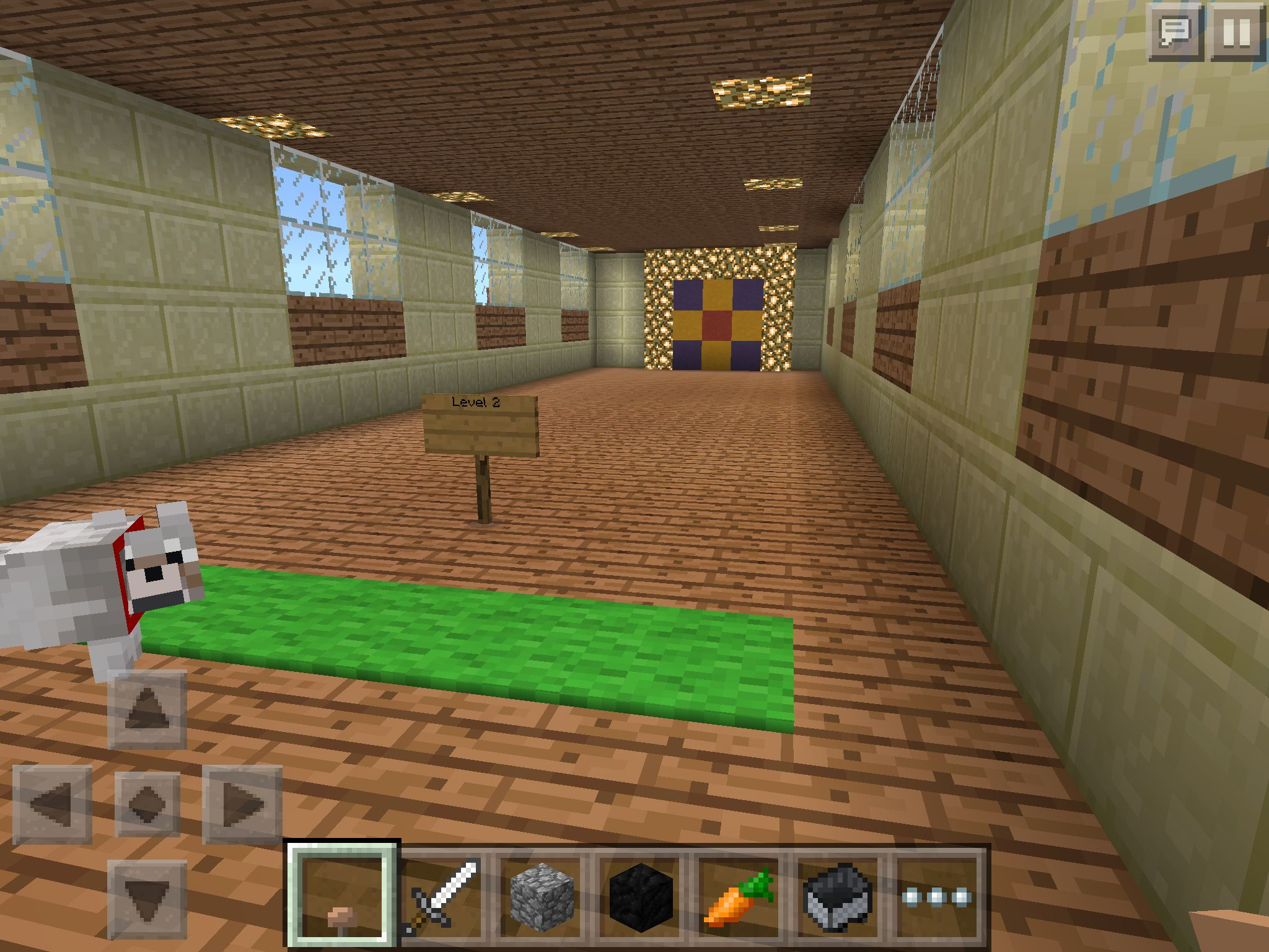 how to make sandstone in minecraft pe