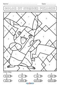 free colornumber worksheets  cool2bkids  disney coloring pages printables colornumber