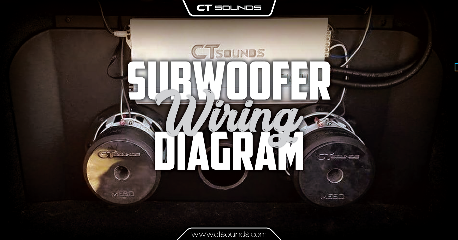 Find Out The Easiest Subwoofer Wiring Diagram For Your Car Audio Setup For Free Enjoy The Subwoofer Wiring Dia Subwoofer Wiring Subwoofer Car Audio Amplifier