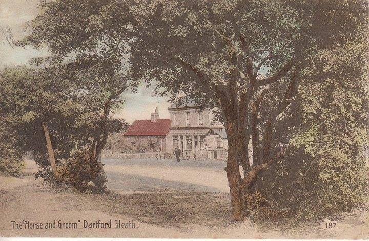 Dartford Heath - History of Maypole, Dartford Heath