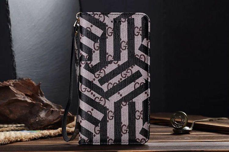 Galaxy S7 Wallet Case Fashion Rhombic