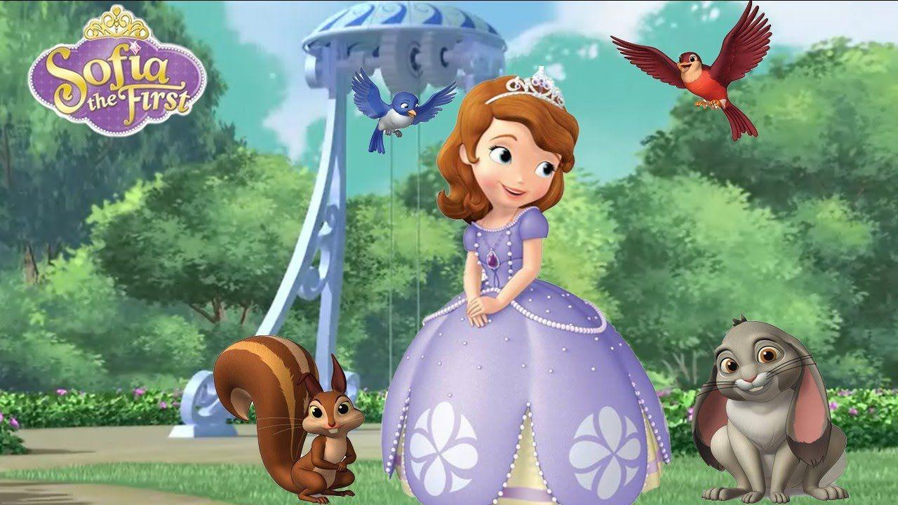 Dibujos De La Princesa Sofia Para Colorear: Pintar Y Colorear Princesa Sofia