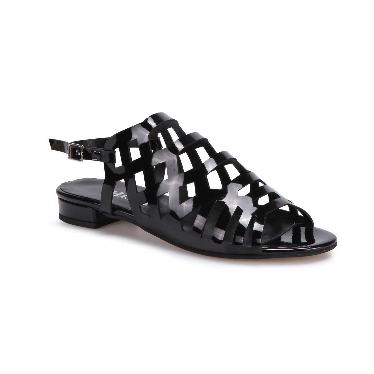 3af820fa9de41 FLO - Miss F DS17053 Siyah Kadın Basic Dress - FLO Ayakkabı   Brand ...