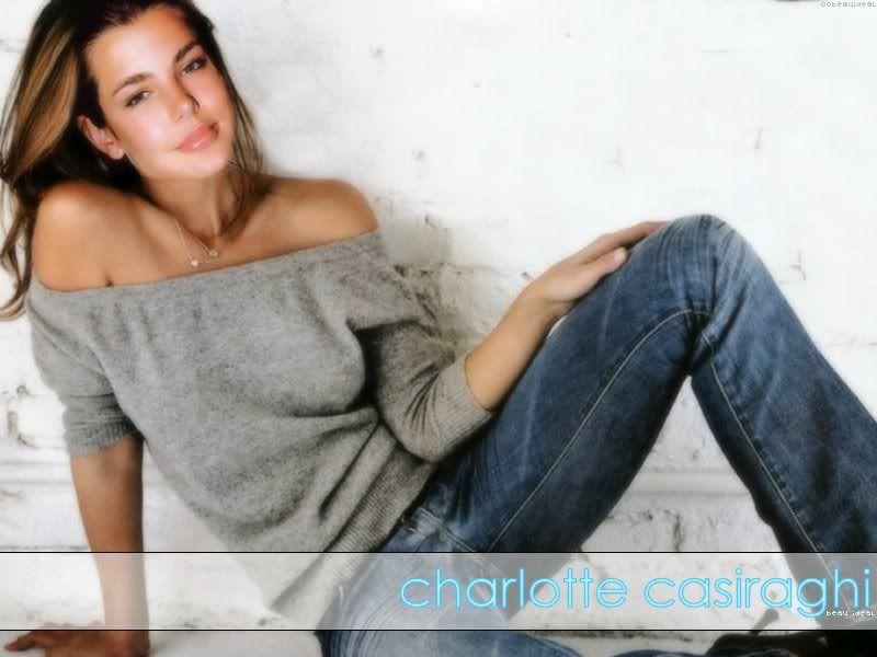 Charlotte casiraghi naked deiner Tochter