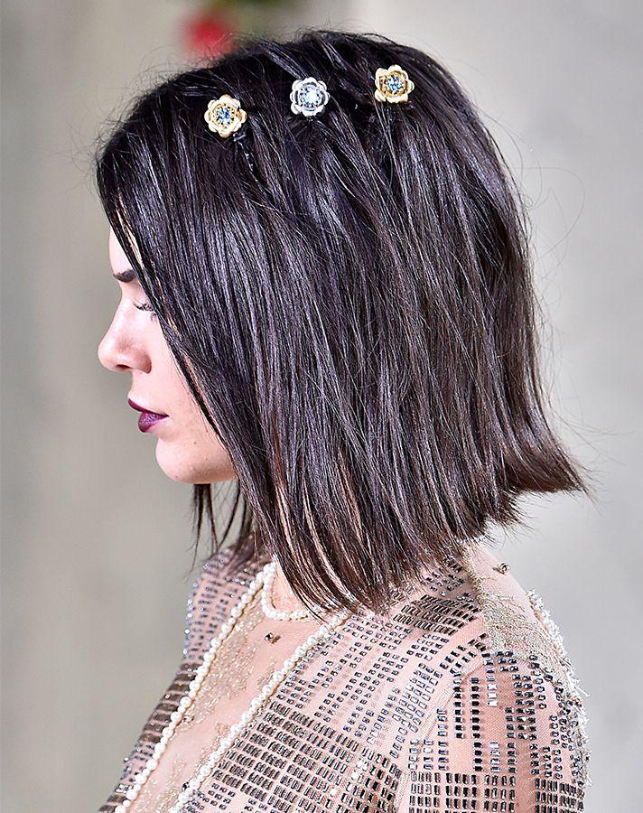 Kendall Jenner Just Got The Coolest Bob Haircut Of 2017 Kendall Jenner Hair Kendall Jenner Short Hair Kendall Jenner Hair 2017