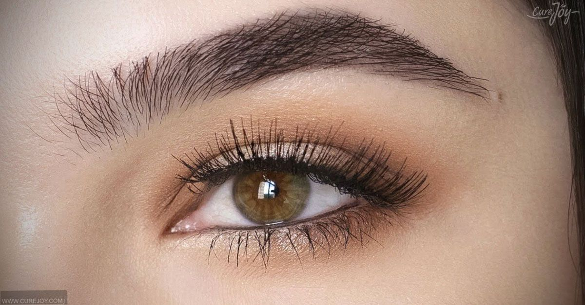 Home Remedies To Make Your Eyebrows Thicker Include Castor Oil