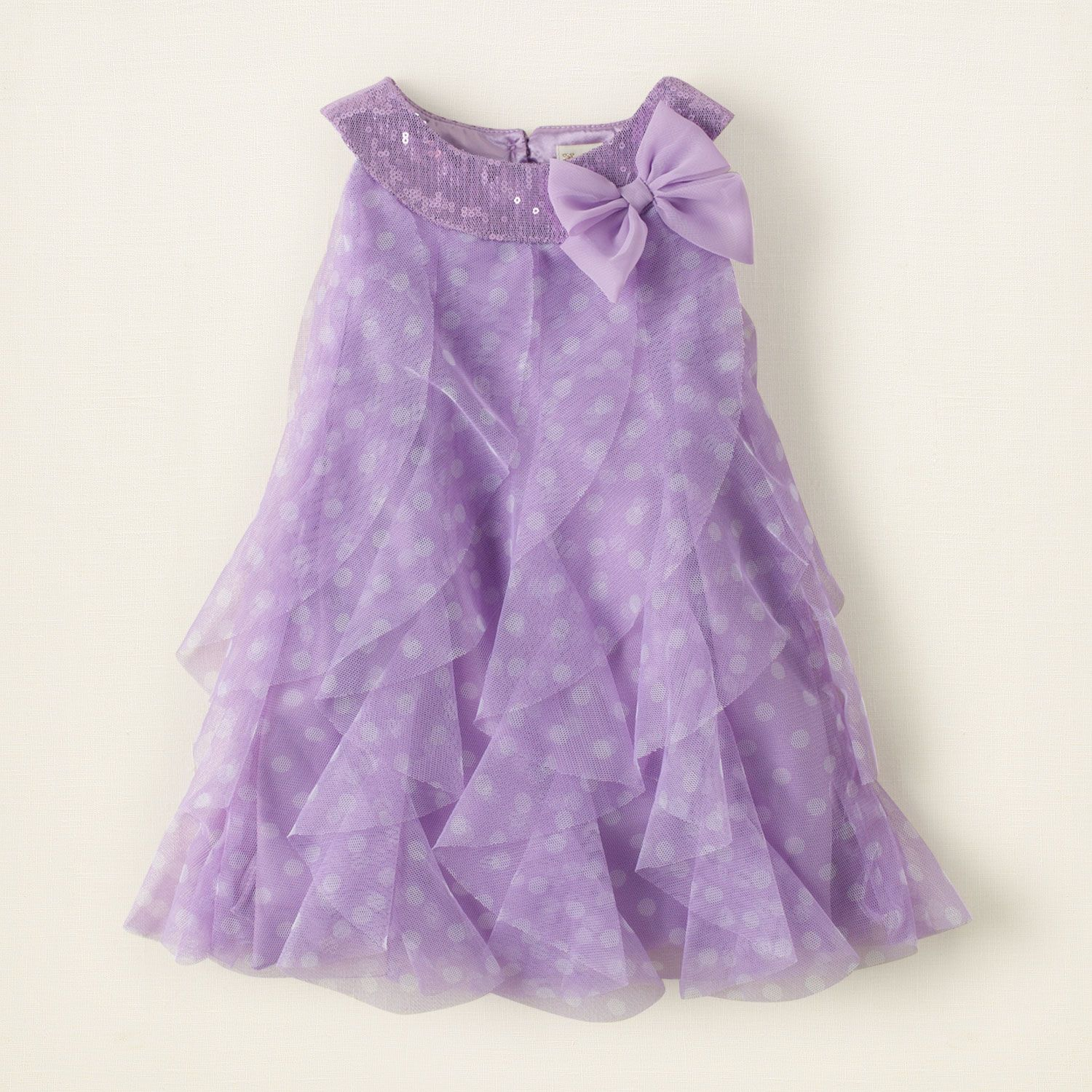 baby girl - dresses & rompers - cascade dot swing dress | Children\'s ...