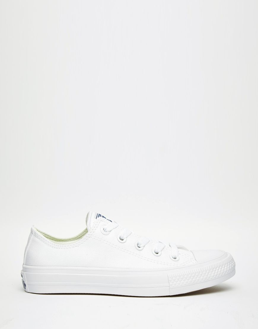 basket blanche style converse