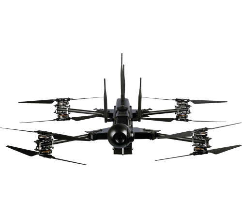 Our PC-1 VTOL drone features extremely durable airframe made