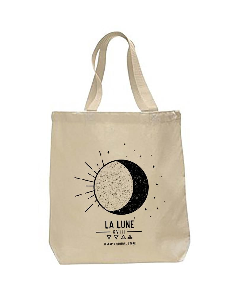 Dope and Powerful Witch Bag Funny Tote Bag for Women