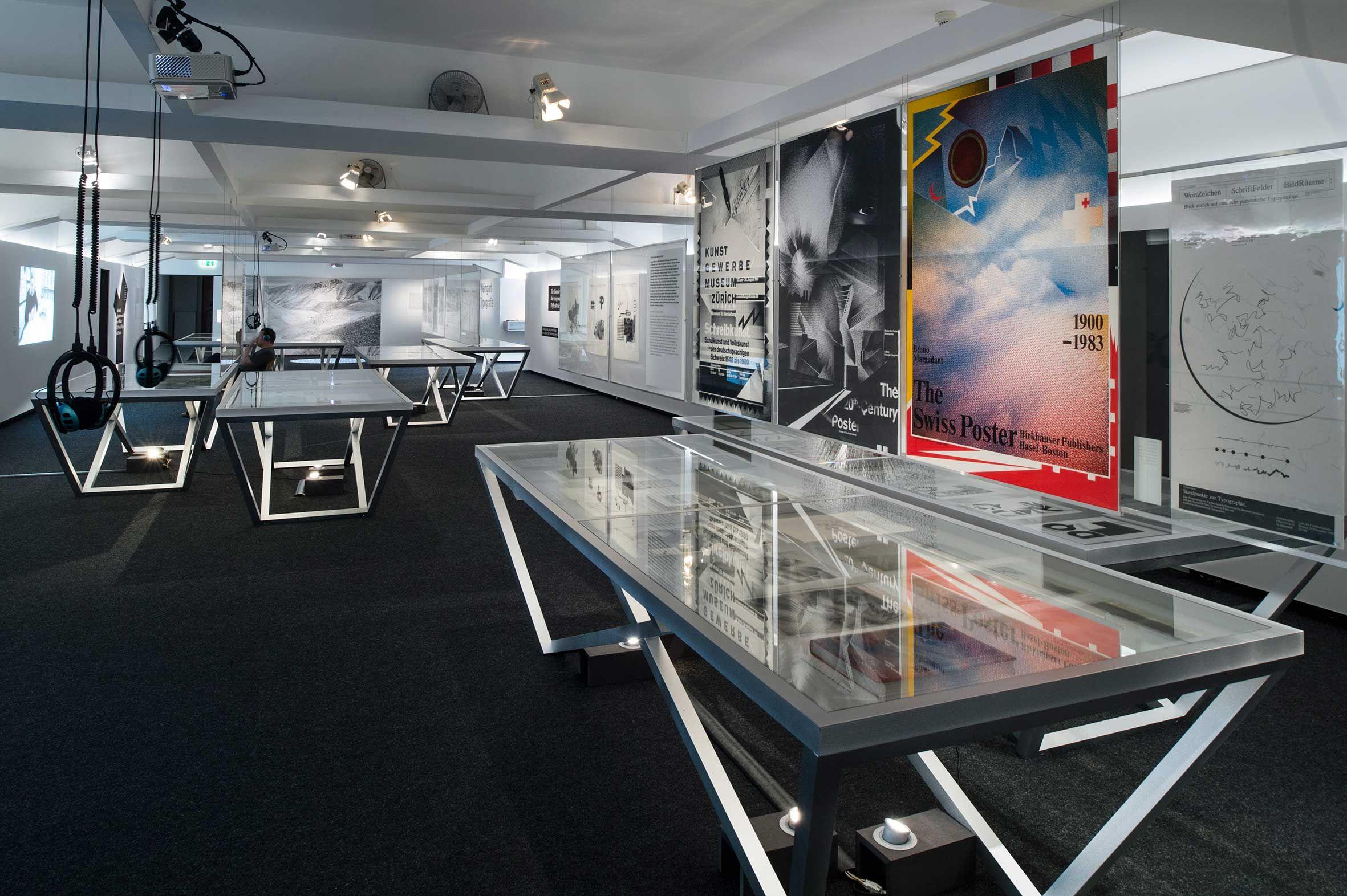 Museum Of Design Zurich Unveils The Wolfgang Weingart Archive Design Exhibition Design Typography