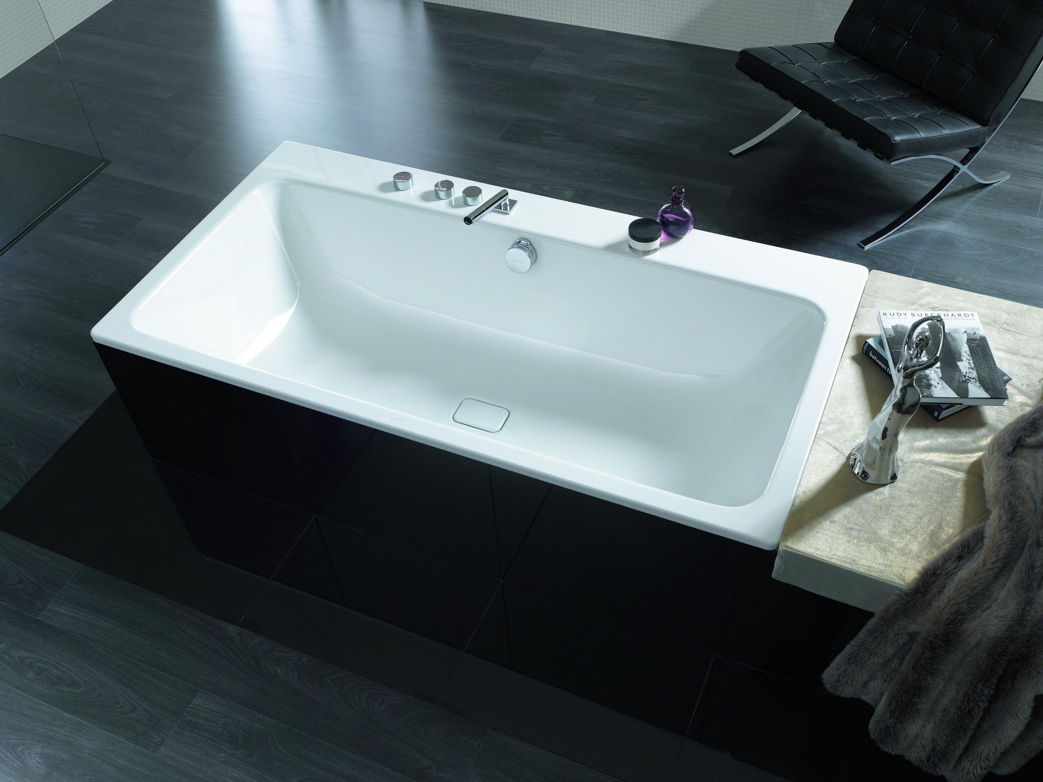 Vasca Da Bagno Kaldewei Prezzi : Kaldewei asymmetric duo large broad bathtub arch bathroom