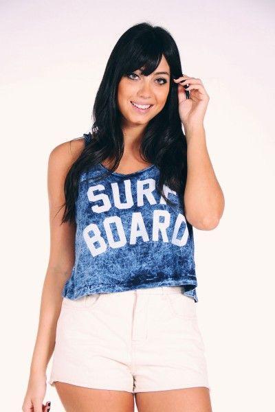 Denim Regata Surfboards - Camisetas KOROVA