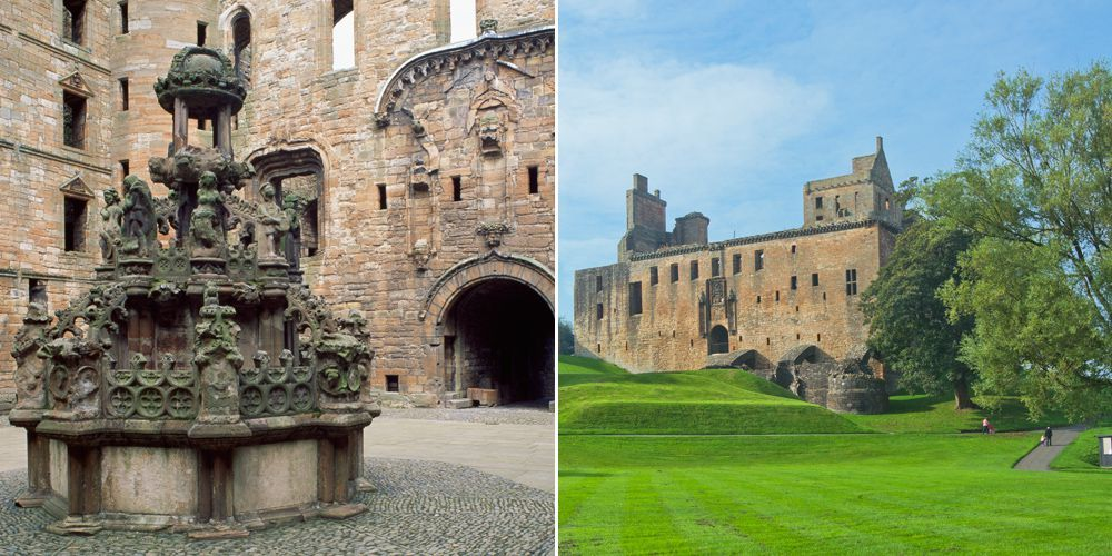 14 Gorgeous Outlander Filming Locations You Can Visit In Scotland Outlander Filming Locations Outlander Locations Filming Locations