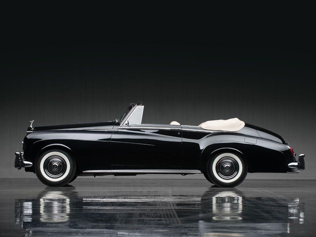 1965 Rolls-Royce Silver Cloud III Drophead Coupe by Mulliner Park Ward