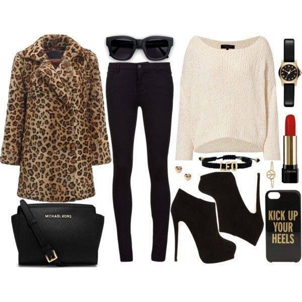 Black'n leopard
