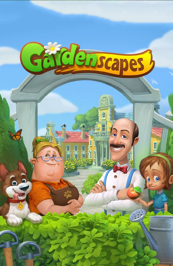 Beat match 3 levels to restore a wonderful garden to its former ...