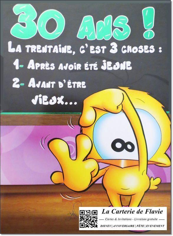 Resultat D Images Pour Anniversaire 30 Ans Humoristique Texte Des