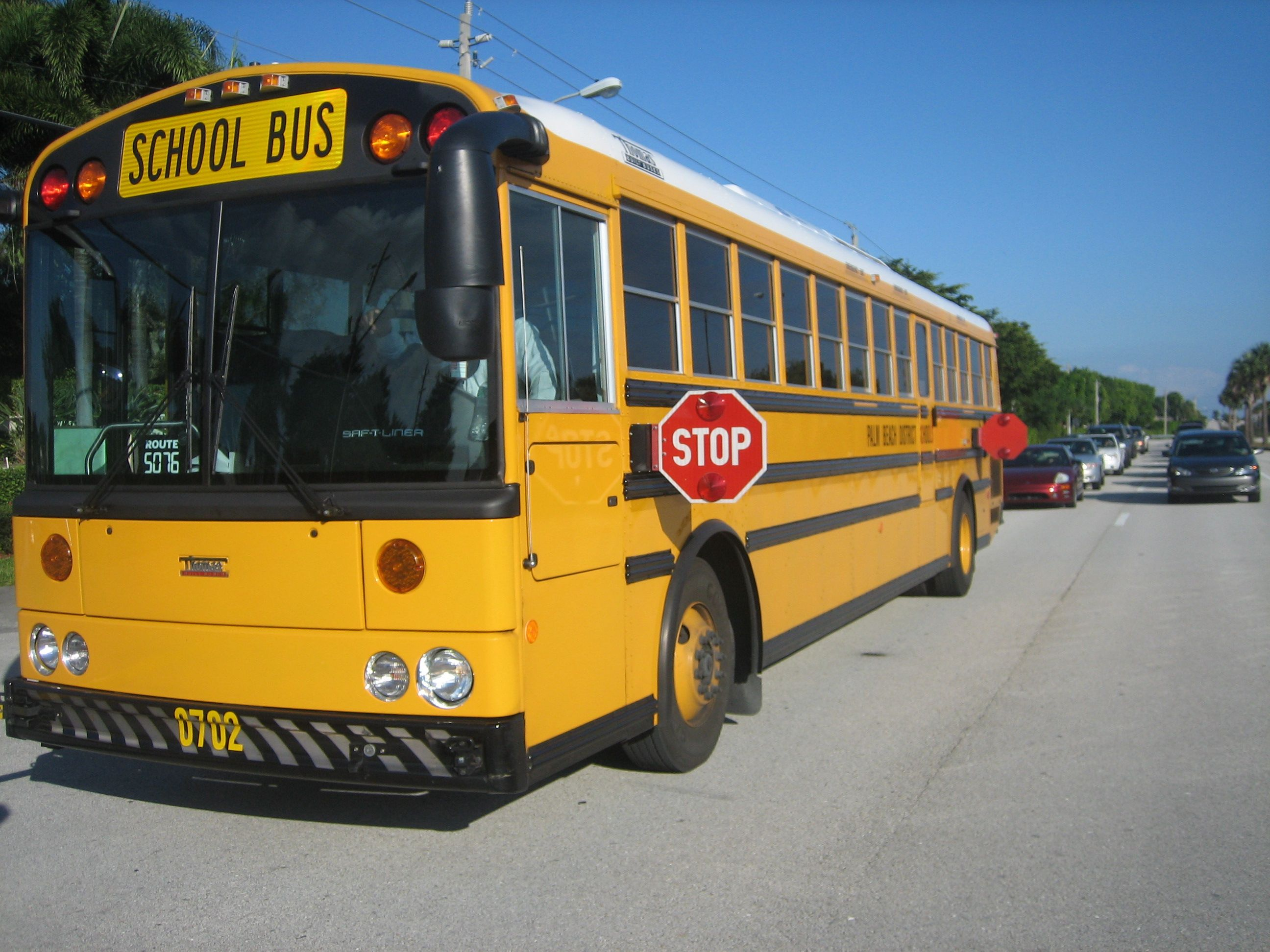 Increased Bus Safety with Extended Stop Arms | Latest News