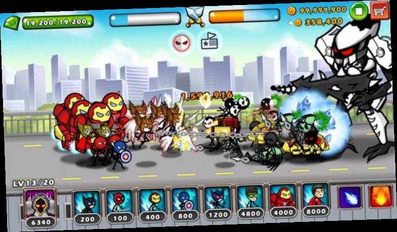 Hero Wars Super Stickman Defense Cheat Tool Hacks Download Hacks Hero