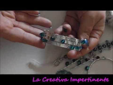 Patinatura Dei Metalli con Vernici | Wrapping del Bracciale Martellato - YouTube