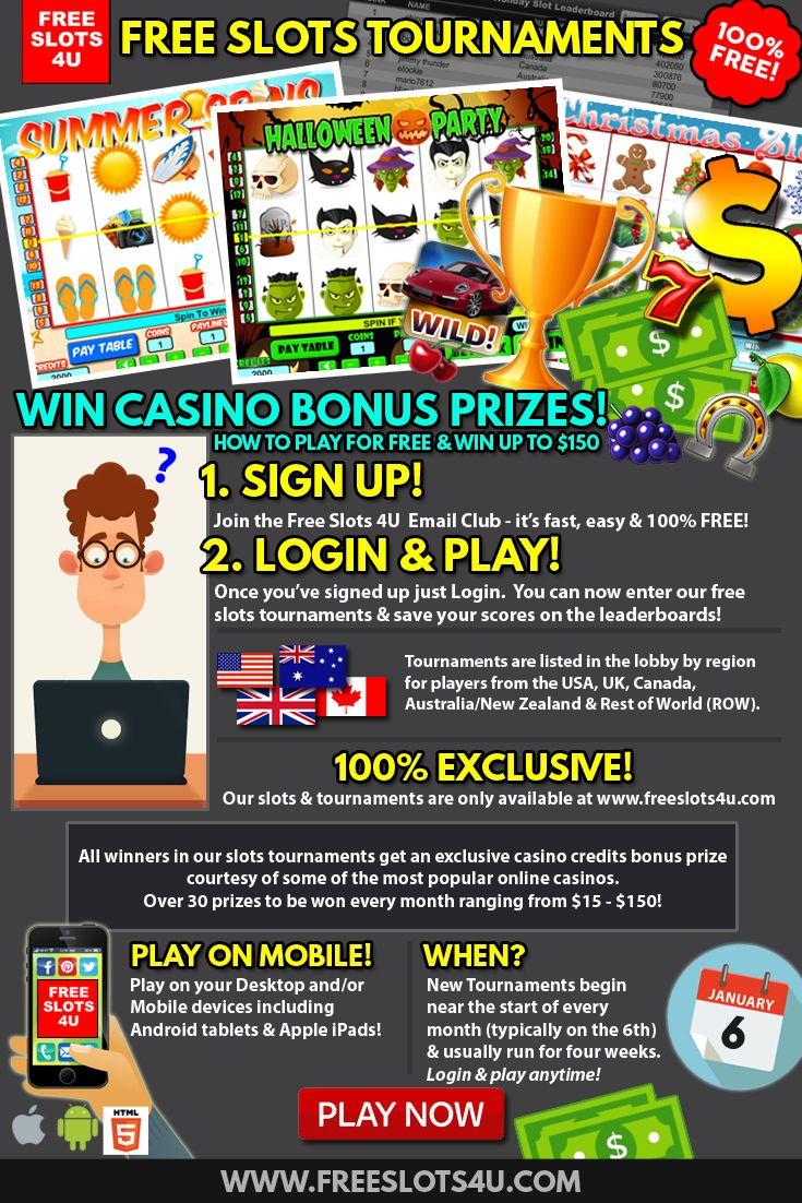 Free Slots 4u Slot Slots Tournaments Quick Money Online