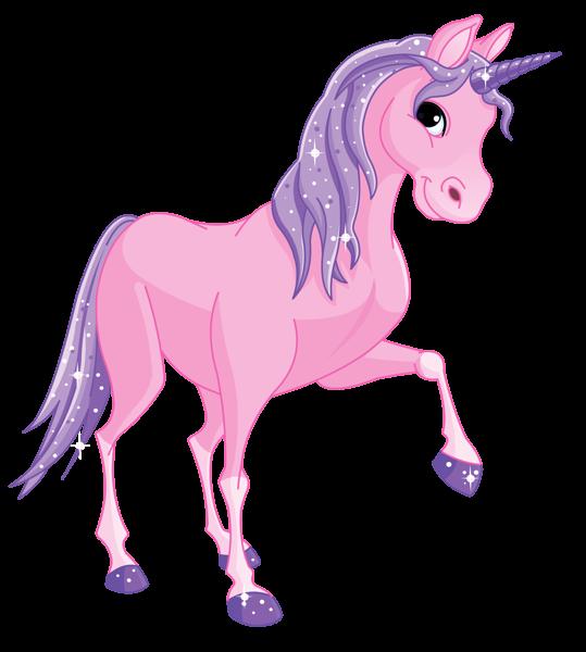 animated unicorn clipart - photo #25