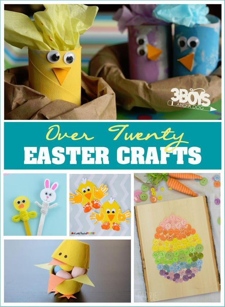 60 Easter Craft Ideas Plus Recipes Educational