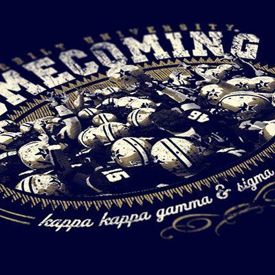 kappa kappa gamma kkg homecoming design sorority shirts homecoming check out - Homecoming T Shirt Design Ideas