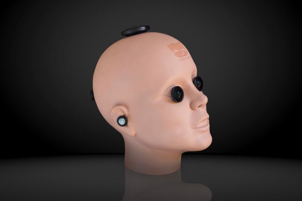 Damn augmented reality facial recognition lisa ann true