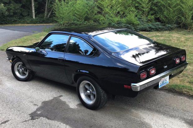 No Reserve V8 Swapped 1972 Chevrolet Vega Gt Chevrolet Vega
