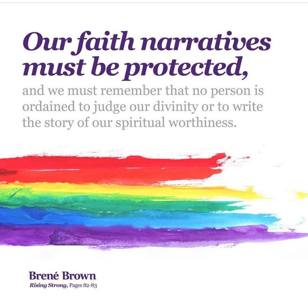 This Mama Brenebrown Nails It From Rising Stron